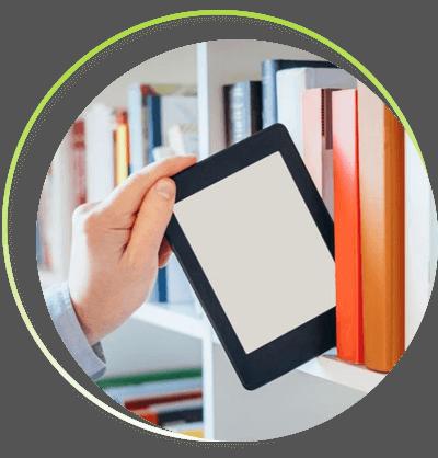 eBooks Trade Books typesetting services