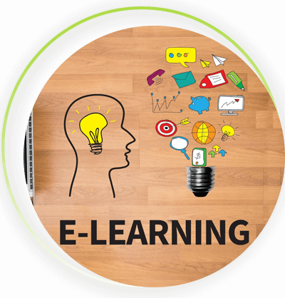 E learning item writing service